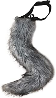 Faux Fur Tail for Adult/Teen Cosplay Halloween Party Costume