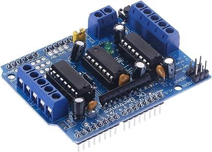 Pixnor L293D Drive Motor Shield per Arduino Duemilanove UNO Mega R3 AVR ATMEL - Confronta prezzi