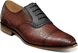 STACY ADAMS Men's Stratton Cap-Toe Oxford