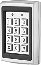 Lock System, Impact Resistant Multipurpose High Strength Access Control System, Black for Home Office