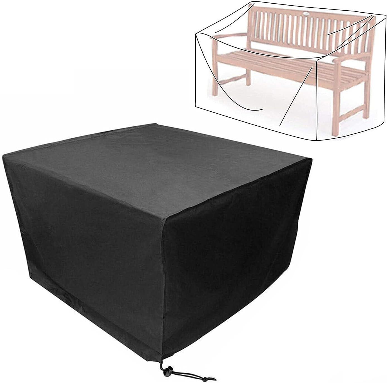 ZWYGXL Sacramento Mall Waterproof Large Rattan Outdo Windproof Furniture Covers Free shipping