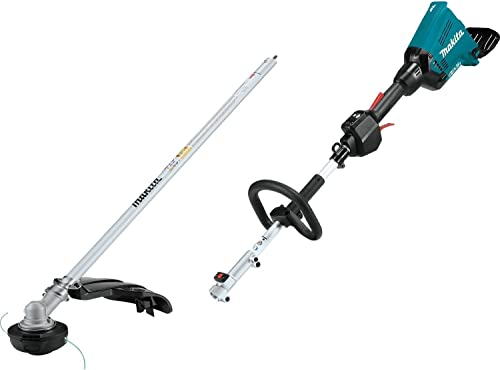 Makita XUX01ZM5 18V X2 (36V) LXT Lithium-Ion Brushless Cordless Couple Shaft Power Head with String Trimmer Attachmen...