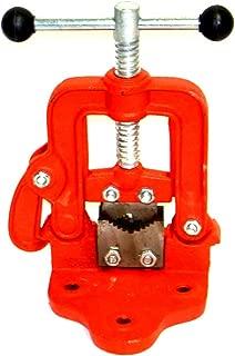 Handheld Clamp On Pipe Vise # 1 Hinged Type Plumbing Tools
