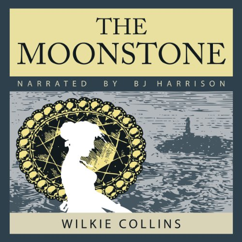 Couverture de The Moonstone
