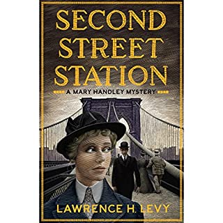 Second Street Station cover art