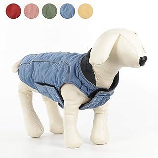 LEUCHTIE/® Mini Leuchthalsband I zweifarbig Bicolor I LED Halsband extra f/ür kleine Hunde I wasserdicht I enorm hell