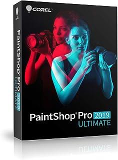 PaintShop Pro 2019 ULTIMATE ML Mini Box