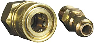 Apache 51040810 1//4 Industrial//Milton I//M Ball Swivel Plug