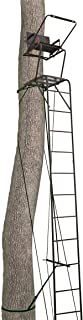 Primal Tree Stands Mac Daddy Deluxe 22' Ladder Tree Stand with Jaw and Truss Stabilizer System