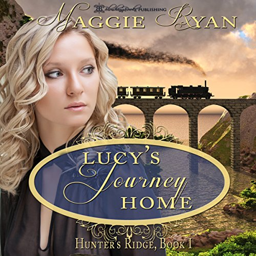 Lucy's Journey Home audiobook cover art