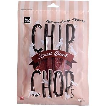 Chip Chops Roast Duck Slice, Dog Treats, 70g, Optimum Health Formula