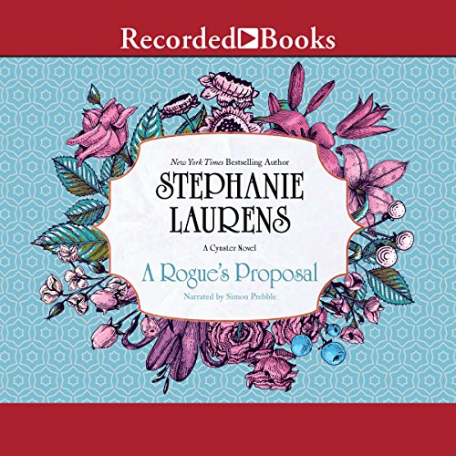 A Rogue's Proposal audiobook cover art