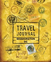 Travel Journal Washington DC