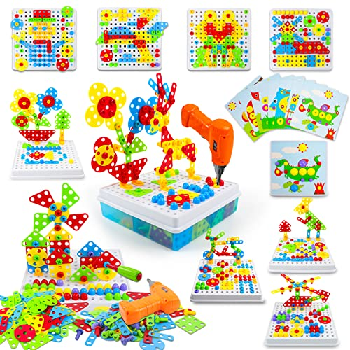 Taidao -  Mosaik Steckspiel 3D