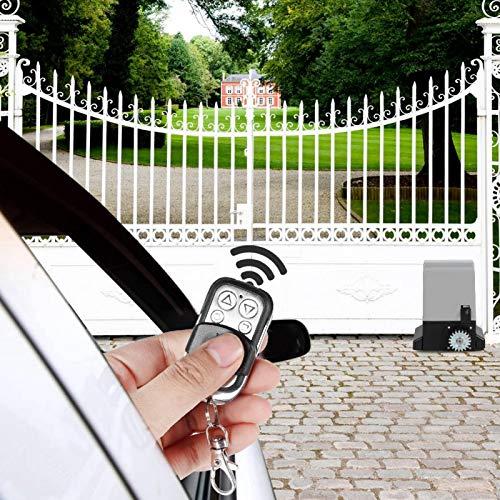 Abridor automático de puerta corredera Abridor de puerta corredera Motor de puerta corredera Control remoto Abridor de puerta corredera 220V 50Hz Motor de núcleo de cobre puro(550W)