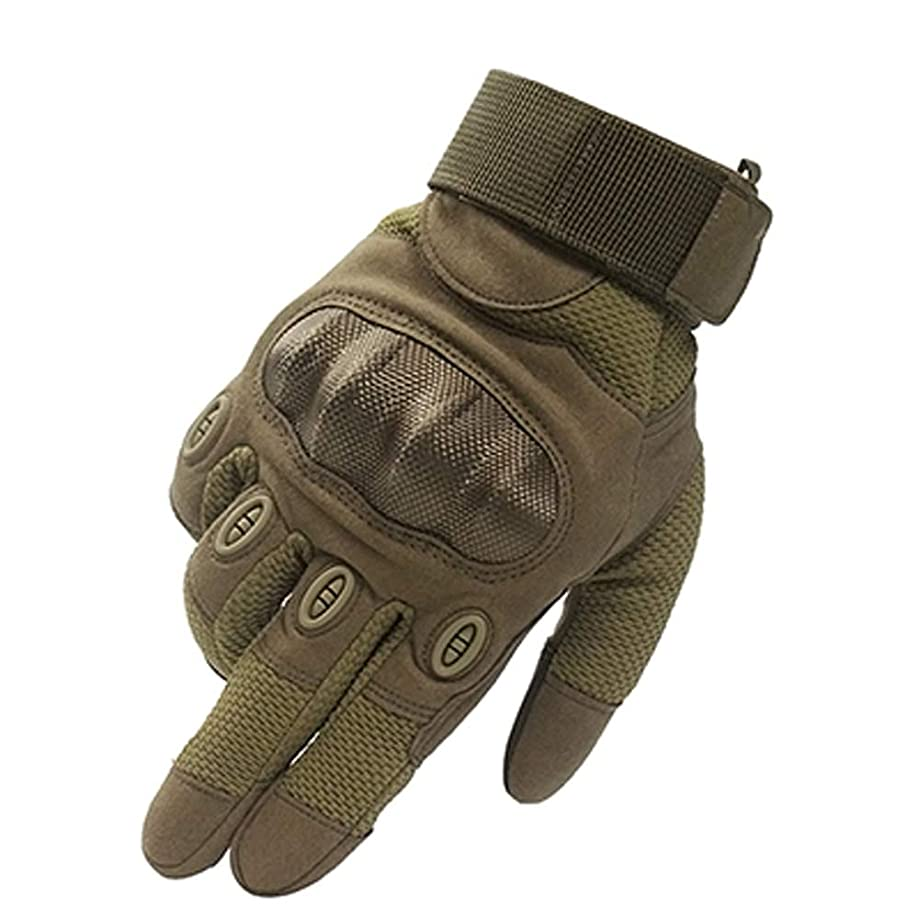 Touch Screen Tactical Military Full Finger Men Anti-skid Airsoft Paintball Gloves