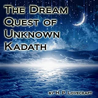 The Dream Quest of Unknown Kadath cover art