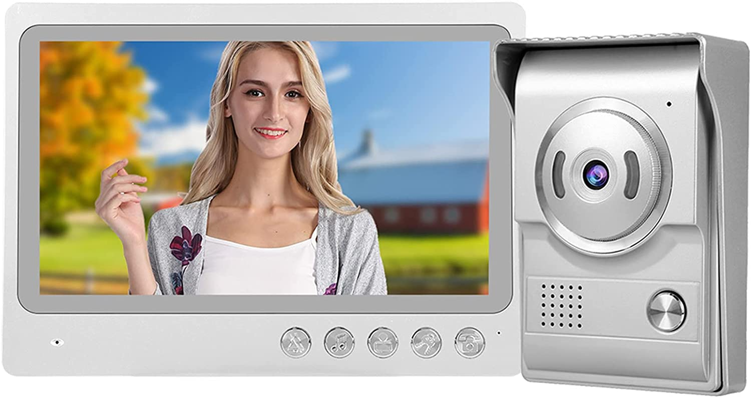 Wired Video Financial sales sale Door Phone Doorbell Mounted Kits Rainproo Wall With Our shop OFFers the best service