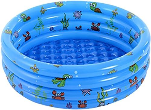 Kinder Aufblasbare Marine Ball Pool Indoor Haushalt Baby Pool Baby Angeln Spielzeug Zaun Pool Größe  140  43 cm
