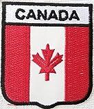 Hierro encendido/Canadá hidromorfona de 7 x 6 cm