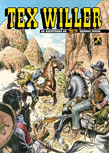 Tex Willer Nº 03: O segredo do medalhão