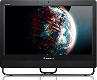 Lenovo ThinkCentre 10AD000DUK M93z 23-inch touchscreen All-in-One Desktop PC (Intel Core i5-4570S 2.9GHz Processor, 4GB RA...