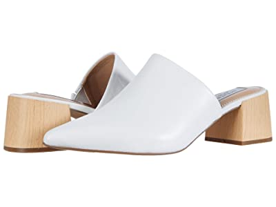 STEVEN NEW YORK Fannie (White Leather) Women