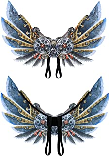steampunk dragon wings