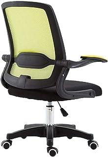 MHIBAX Gaming Chair Chaise debureau avec accoudoirs Chaise de conférence avec dossier Chaise d'ordinateur Chaise de jeu...