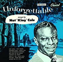 unforgettable jazz song
