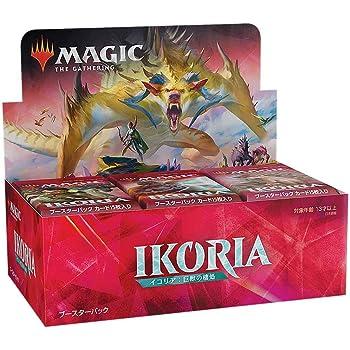 ウィザーズ・オブ・ザ・コースト MTG マジック:ザ・ギャザリング イコリア:巨獣の棲処 ブースターパック 日本語版 36パック入り (BOX)