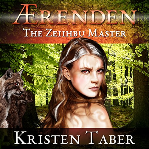 Aerenden audiobook cover art