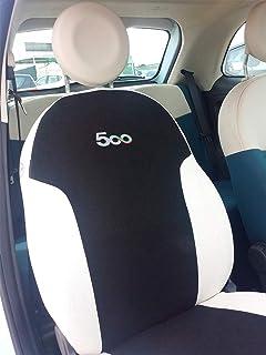Amazon.it: FODERE AUTO FIAT 500 SET COMPLETO COPRISEDILI