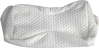 tanbea-ES Almohada para Dormir hasta la Rodilla con Almohadilla de Rodilla ortopédica de Espuma de Memoria Pura para el Dolor de Espalda Pierna Embarazo Dolor en la articulación y Reasonable