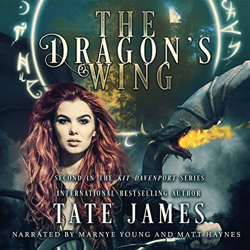 The Dragon's Wing cover art
