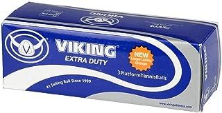 Viking Extra Duty Platform Tennis Balls (Sleeve of 3)