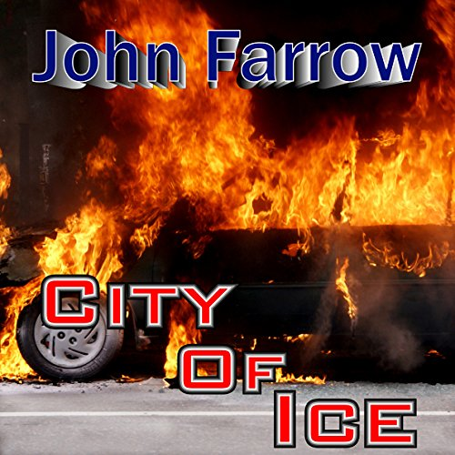 City of Ice audiobook cover art