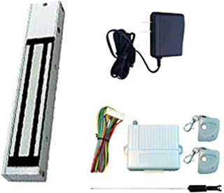 Wireless Keypad Card Reader Kit with Wireless Push Button /& Receiver FAS-SCK-3SK-BK