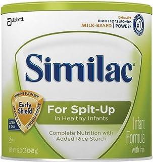 Similac Sensitive for Spit-Up Powder, 12 Ounce.