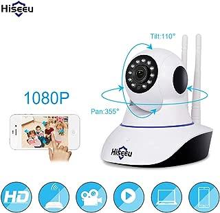 Wifiワイヤレス監視カメラ1080 Pモバイルリモートインテリジェントネットワークhdカメラナイトビジョン双方向オーディオホームセキュリティwifiカメラ用オフィス/ベビー/ベビーシッター/ペットモニター