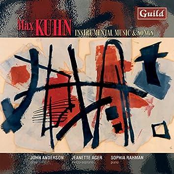 Kuhn: Instrumental Music & Songs