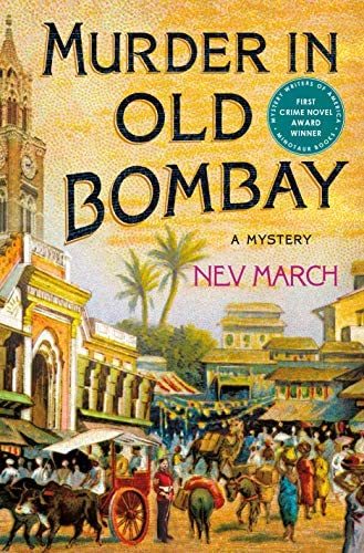 Murder in Old Bombay A Mystery product image