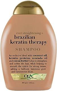 Organix Ever Straight Brazilian Keratin Therapy Shampoo - 13 fl oz