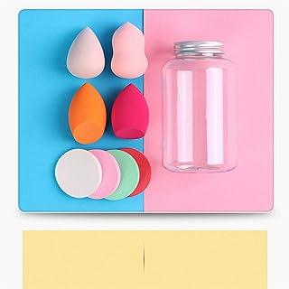 YSJJUSZ Jajko do makijażu 4/5/6/8/9/12 szt. kosmetyczny dom kształt cukierkowy puder makijaż jajka butelka kosmetyki jajko...