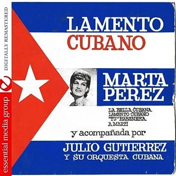 Lamento Cubano (Digitally Remastered)