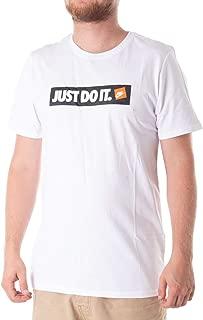 Nike Sportswear Shorts Sleeves For Men, White, XXL (AA6412)