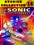 Sonic Hedgehog Stories: Collection 14 Adventure Of Sonic Graphic Novels Cartoon Comic For Children (English Edition)