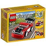 LEGO - 31055 - Creator - Jeu de Construction - Le Bolide Rouge