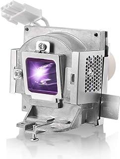 Aimdio 5J.J9R05.001 Bombilla de lámpara para BenQ MS524 MS527 MW529 TW529 TW526 TH530 MS521P MS517H MS506 MS512H MH530 MS504 MX505 MX525 MX522P