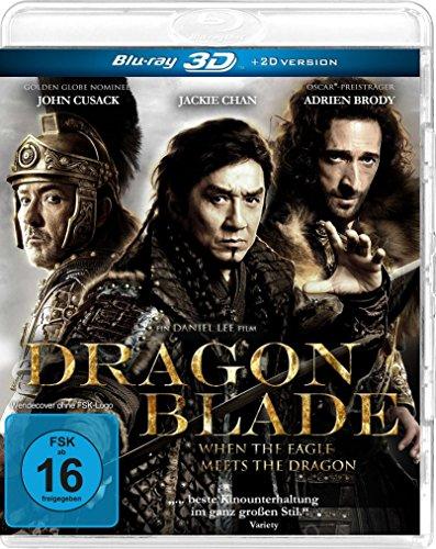 Dragon Blade  (inkl. 2D-Version) [3D Blu-ray]